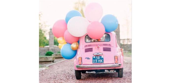 Choisir la voiture des mariés